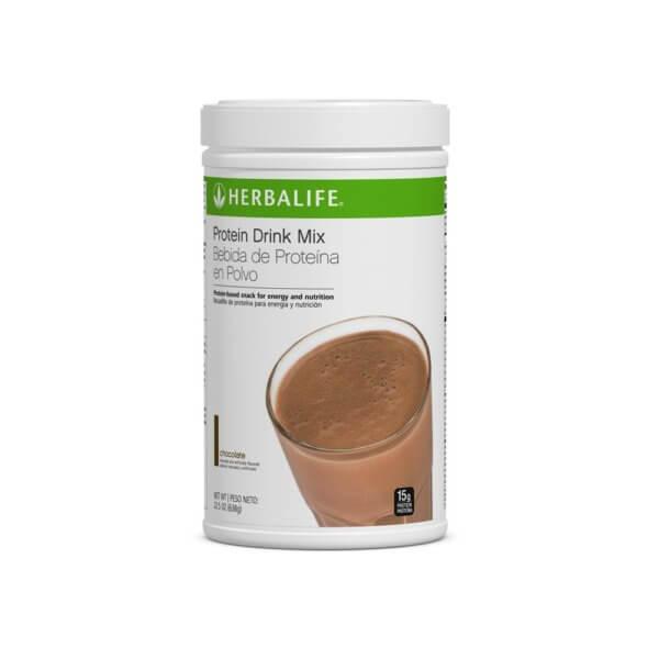 Bebida de Proteína en Polvo Herbalife sabor Chocolate 638g
