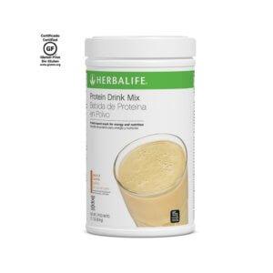 Bebida de Proteína en Polvo Herbalife sabor Galleta de Cacahuate 616 g