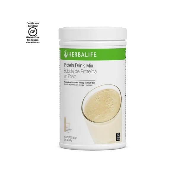 Bebida de Proteína en Polvo Herbalife sabor Vainilla 840 g