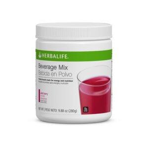 Bebida en Polvo Herbalife sabor Moras Silvestres 9.88 Oz