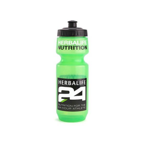 Botella para Bebidas con Tapa Deportiva Herbalife24 24 Oz