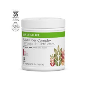 Complejo de Fibra Activa Herbalife sabor Manzana 7.4 Oz