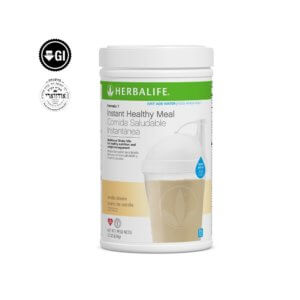 Fórmula 1 Comida Saludable Instantánea Mezcla Nutricional para Batido Herbalife sabor Sueño de Vainilla