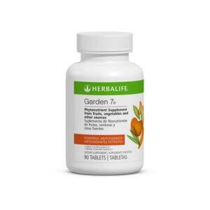 Garden 7 Suplemento con Fitonutrientes Herbalife 90 Tab