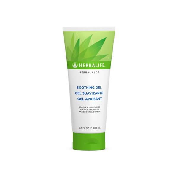 Crema para las Manos y el Cuerpo Herbal Aloe Herbalife 200 mL