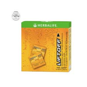 Liftoff Herbalife sabor Naranja 30 Tab