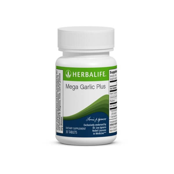 Mega Garlic Plus Herbalife 30 Tab