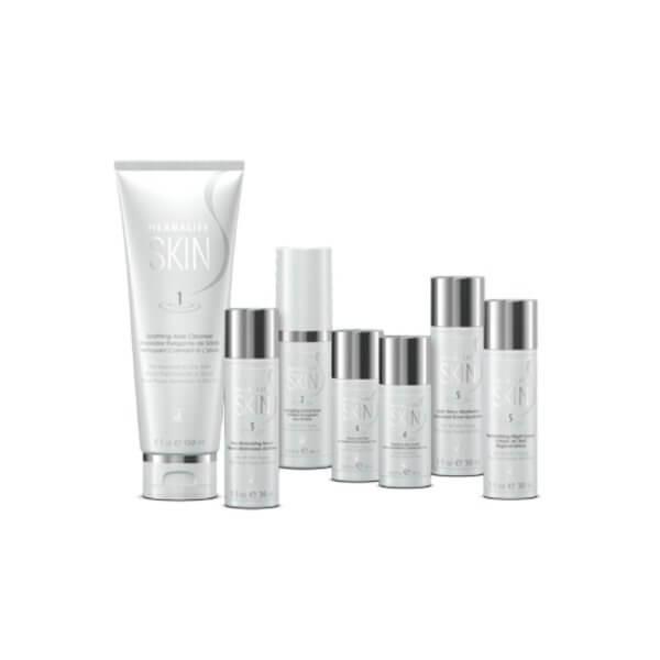 Programa Avanzado Herbalife SKIN Para piel Normal a Seca