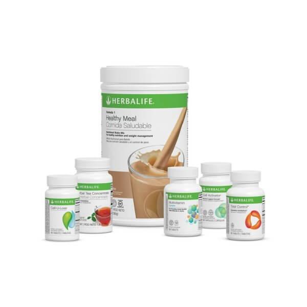 Programa Avanzado Herbalife sabor Café Latte