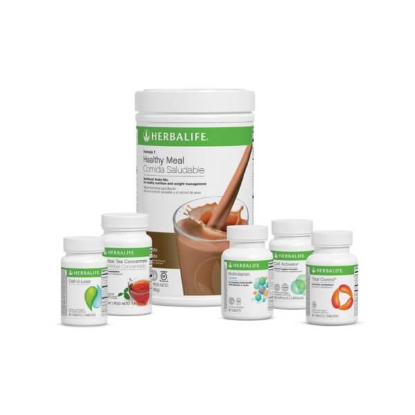 Programa Avanzado Herbalife sabor Chocolate
