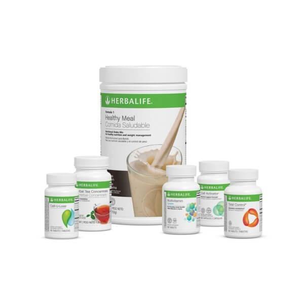 Programa Avanzado Herbalife sabor Galletas con Crema