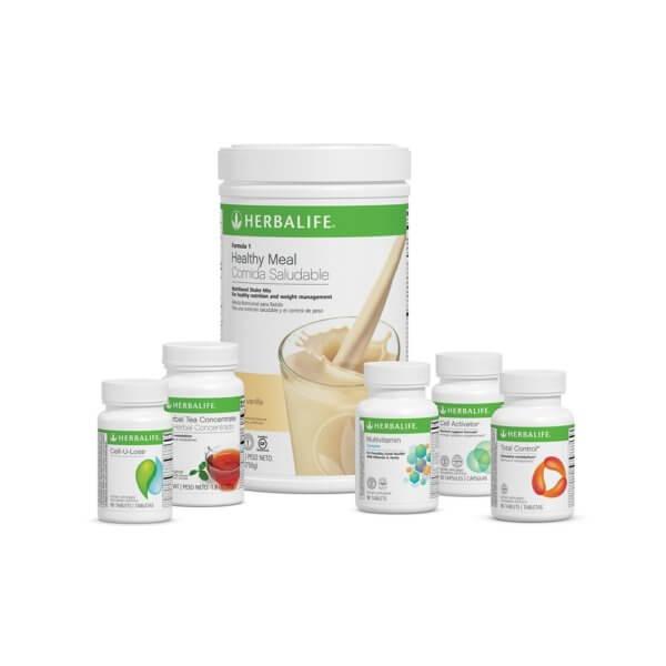 Programa Avanzado Herbalife sabor Vainilla