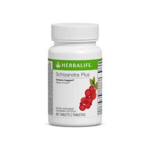 Schizandra Plus Herbalife 60 Tab