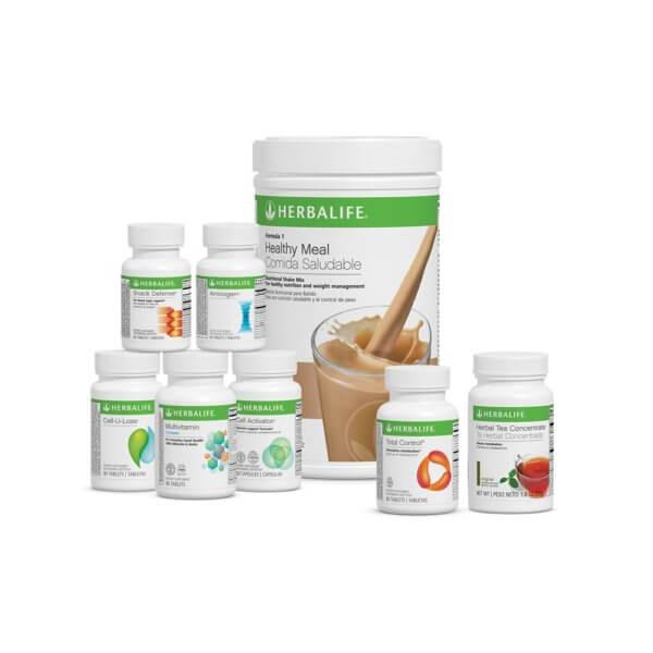 Ultimate (Programa Total) Herbalife sabor Café Latte