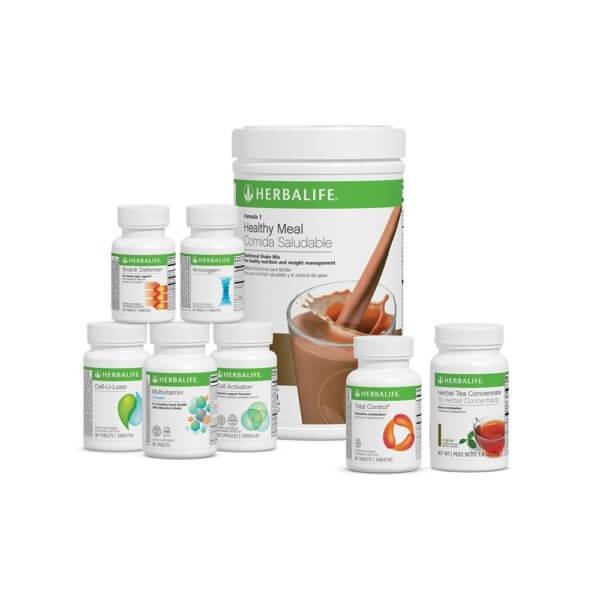 Ultimate (Programa Total) Herbalife sabor Chocolate