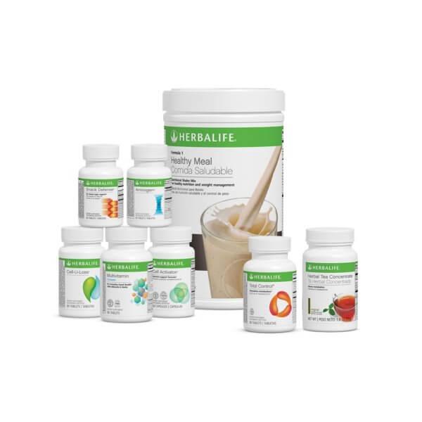 Ultimate (Programa Total) Herbalife sabor Galletas con Crema