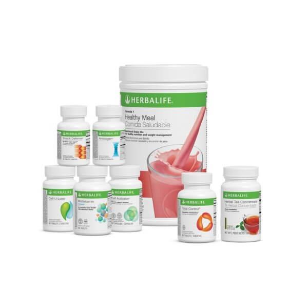 Ultimate (Programa Total) Herbalife sabor Moras Silvestres
