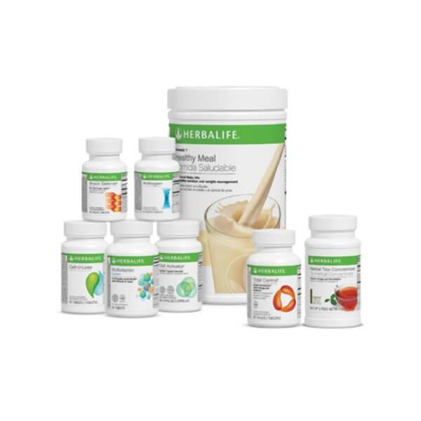 Ultimate (Programa Total) Herbalife sabor Vainilla