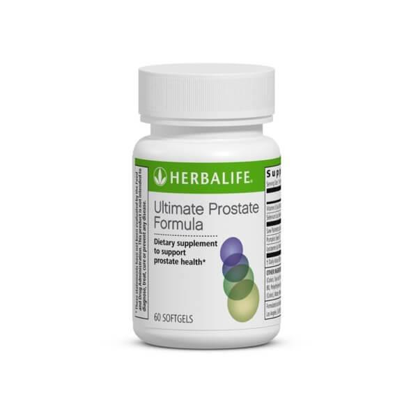 Ultimate Prostate Formula Herbalife 60 Cap