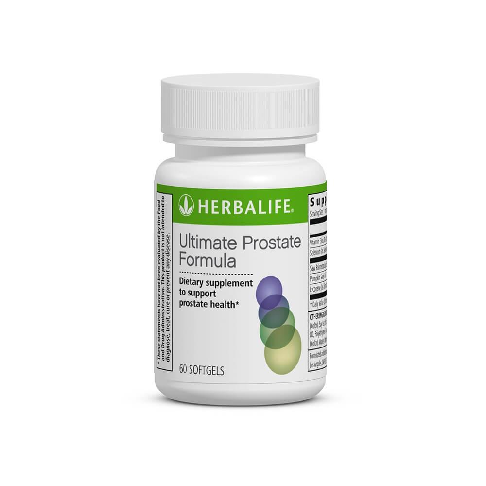 suplementos herbales para la salud de la próstata