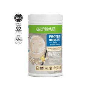 Bebida de Proteína en Polvo Select Herbalife